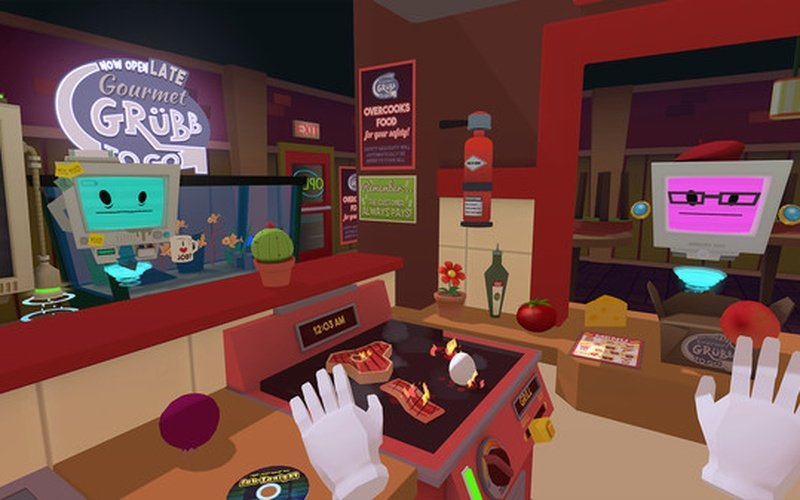 Job Simulator VR EUROPE