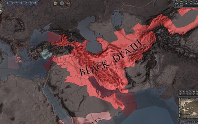 Crusader Kings II: The Reaper's Due