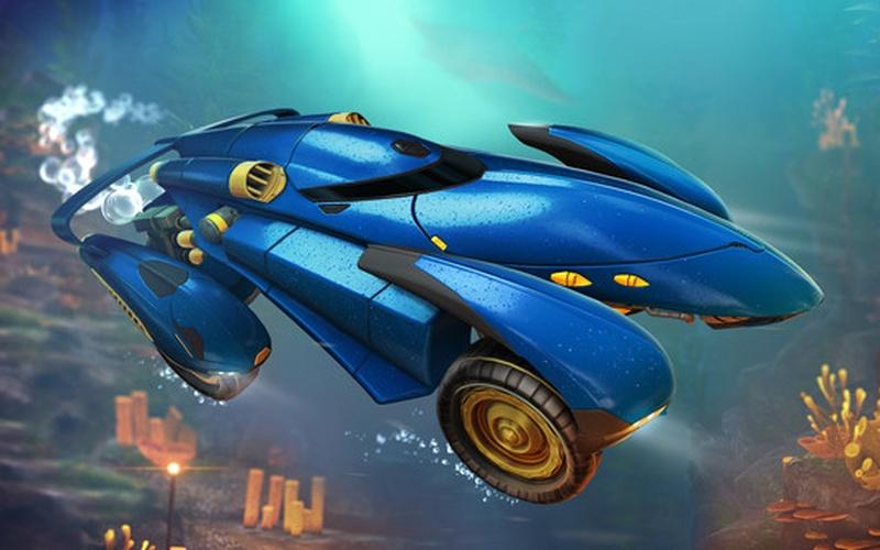 Rocket League - Triton