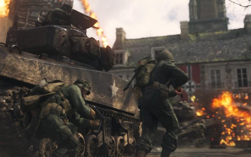 Call of Duty: WWII DE Version