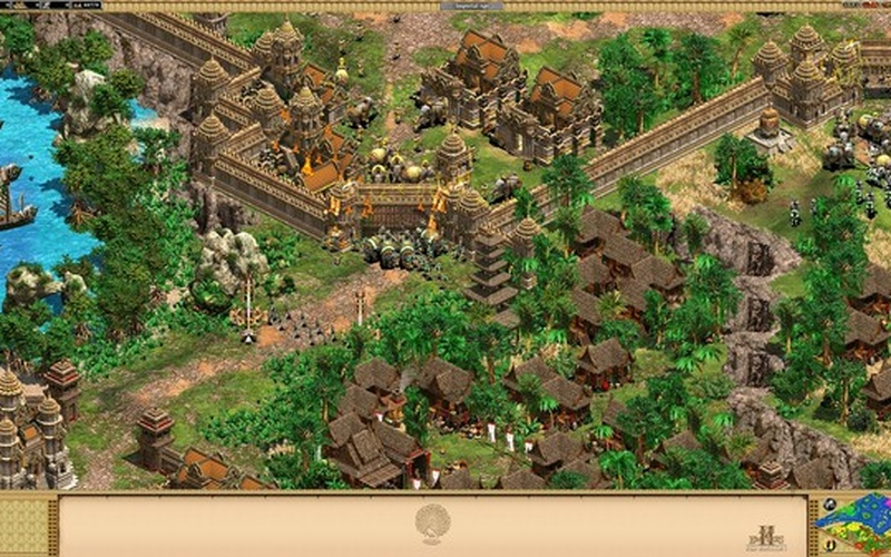 how to run age of empires 2 hd on mac