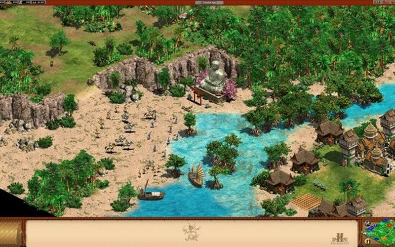 Age of Empires II HD: Rise of the Rajas