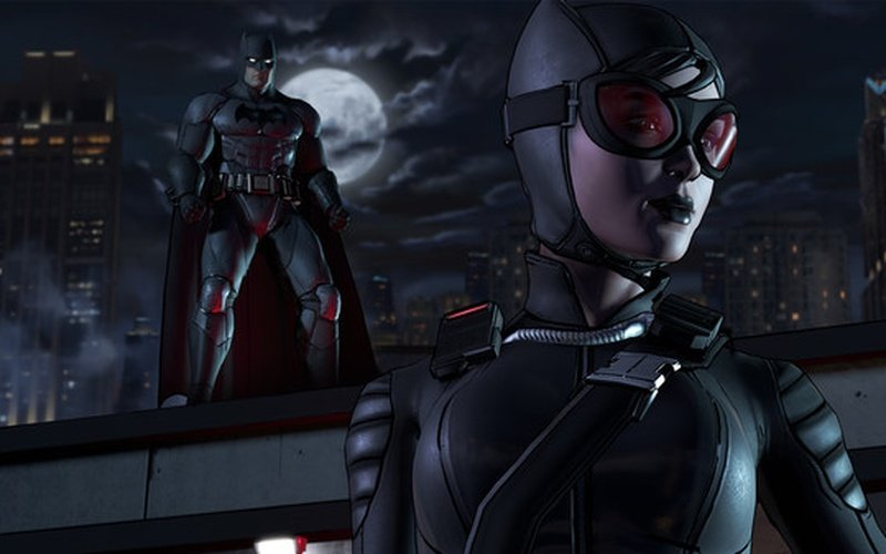 Batman - The Telltale Series EUROPE