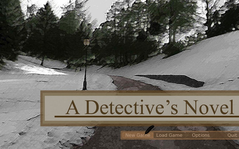 A Detective's Novel