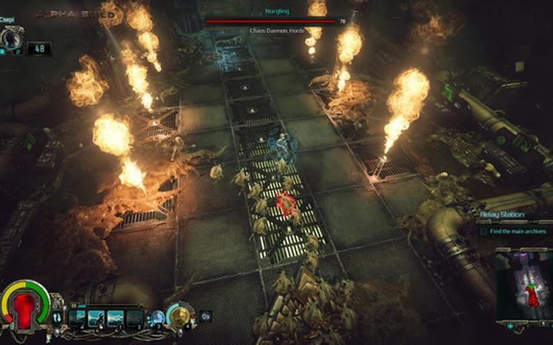 Warhammer 40,000: Inquisitor - Martyr EUROPE