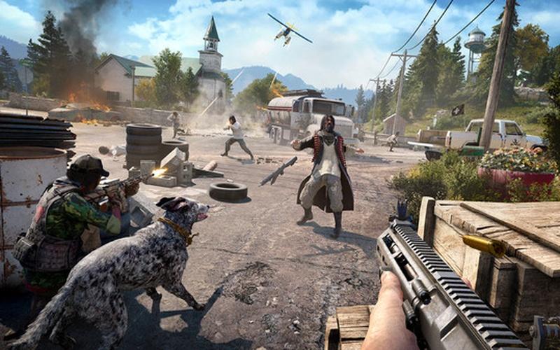 Far Cry 5 Gold Edition + Far Cry New Dawn Deluxe Edition Bundle GREENCODE