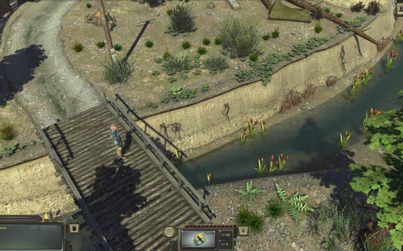 ATOM RPG: Post-apocalyptic indie game