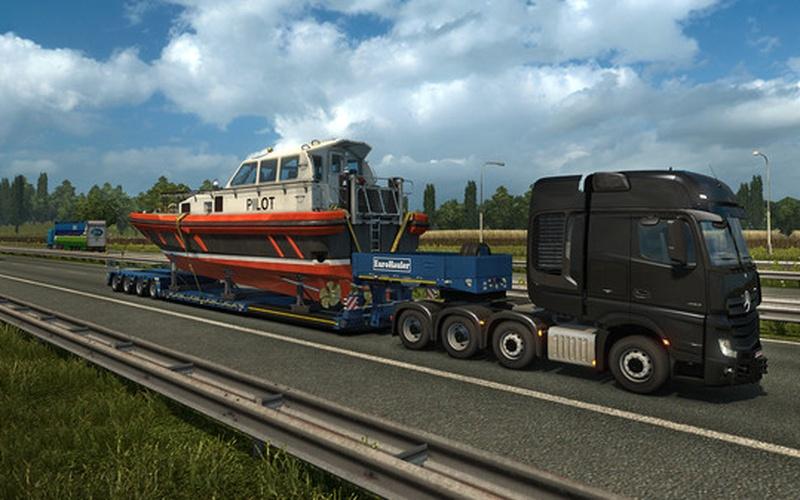 euro truck simulator 2 special transport on steam pc. Black Bedroom Furniture Sets. Home Design Ideas