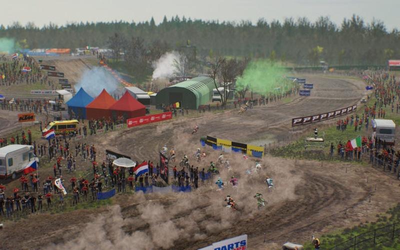 MXGP3 - The Official Motocross Videogame