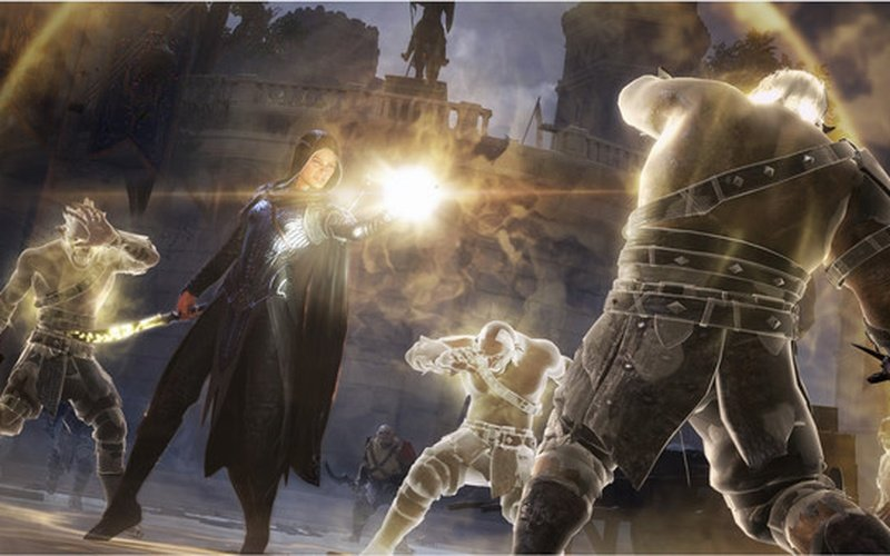 The Blade of Galadriel Story Expansion