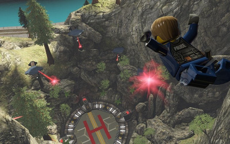LEGO City Undercover on Steam - PC Game | HRK