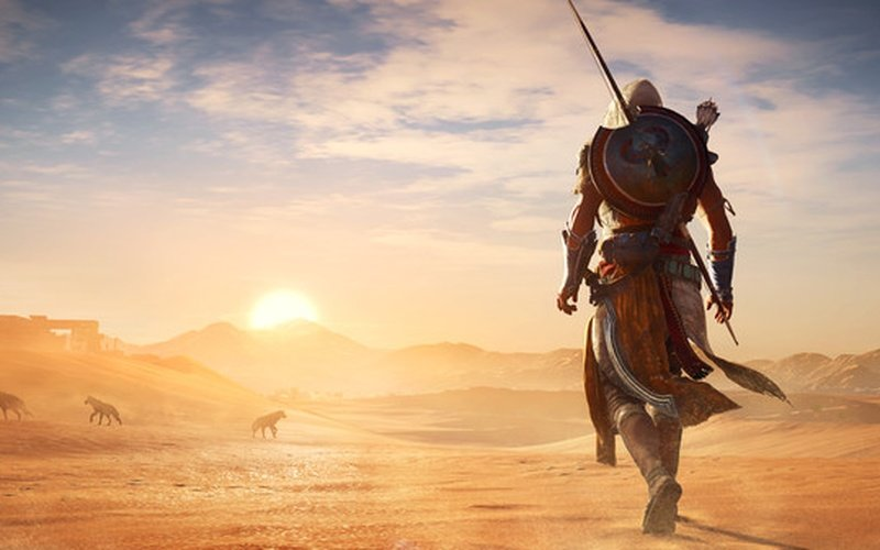 Assassin's Creed Origins - Deluxe Edition GREENCODE