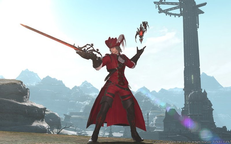 FINAL FANTASY XIV: Stormblood Steam Edition