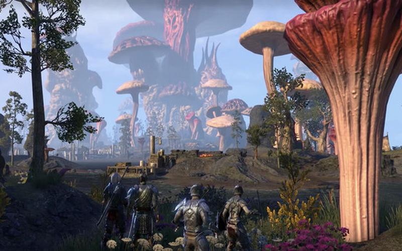 The Elder Scrolls Online - Morrowind Upgrade DLC