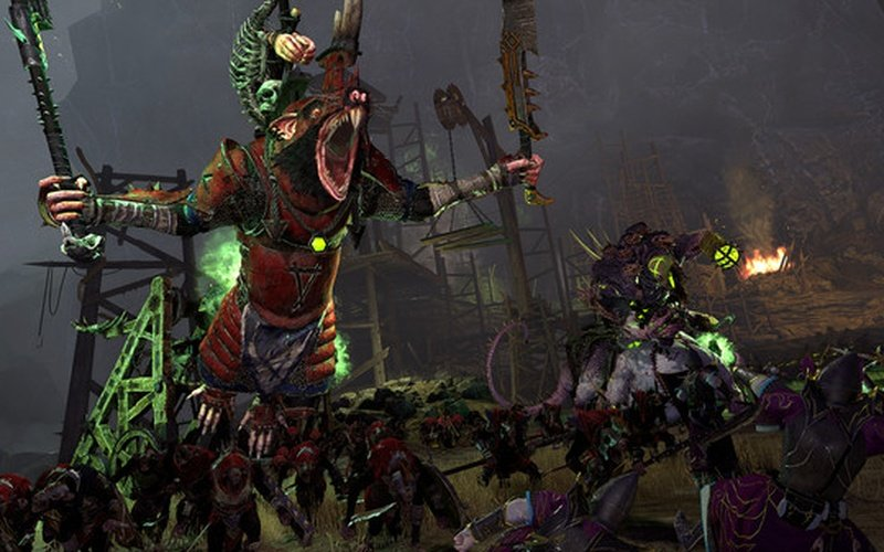 Total War: WARHAMMER II GLOBAL