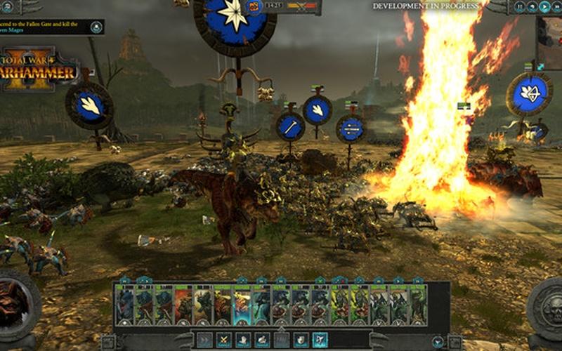 Total War: WARHAMMER II GLOBAL