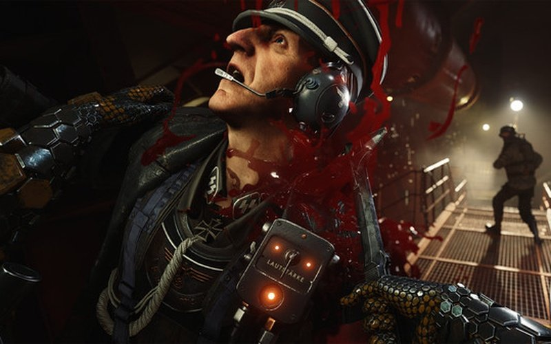 Wolfenstein II: The New Colossus DE/AT