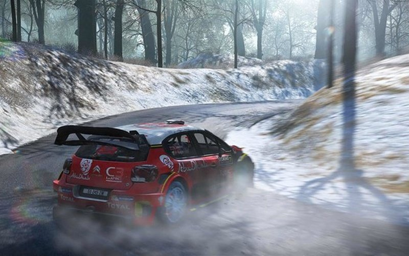 wrc 7 fia world rally championship on steam pc game hrk game. Black Bedroom Furniture Sets. Home Design Ideas
