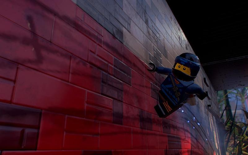 The LEGO® NINJAGO® Movie Video Game