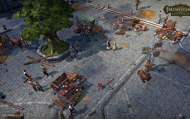 Pathfinder: Kingmaker Explorer Edition EUROPE