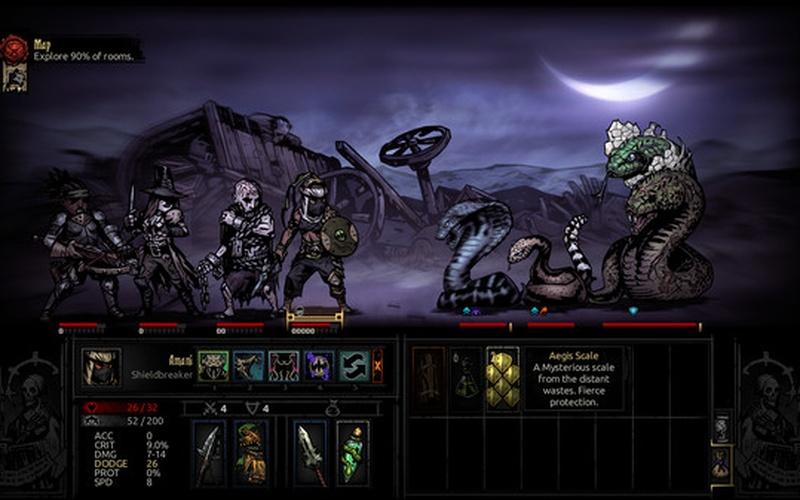 Darkest Dungeon: The Shieldbreaker