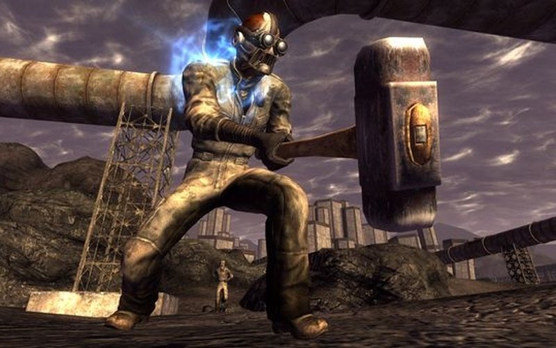 Fallout New Vegas Old World Blues Auf Steam Pc Spiele Hrk Game