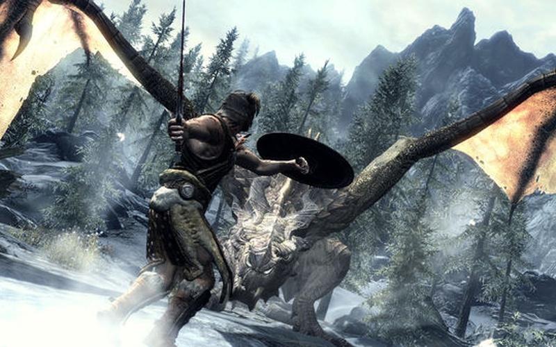 The Elder Scrolls V: Skyrim EUROPE