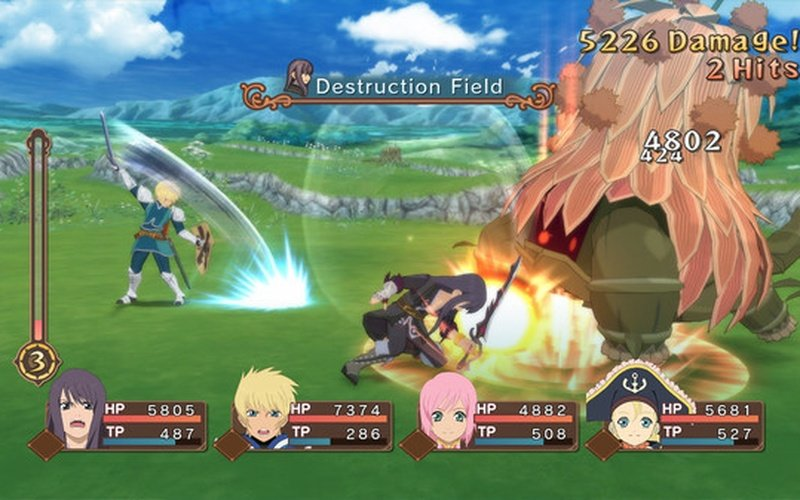 Tales of Vesperia™: Definitive Edition EUROPE