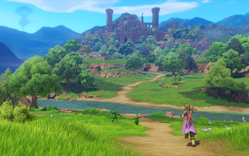 DRAGON QUEST XI: Echoes of an Elusive Age RU/CIS