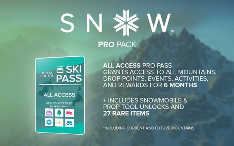 SNOW - Pro Pack