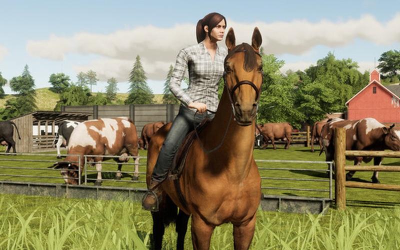 Farming Simulator 19 Steam Edition