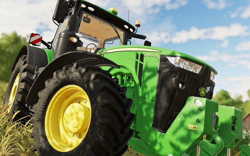 Farming Simulator 19 Steam Edition EUROPE