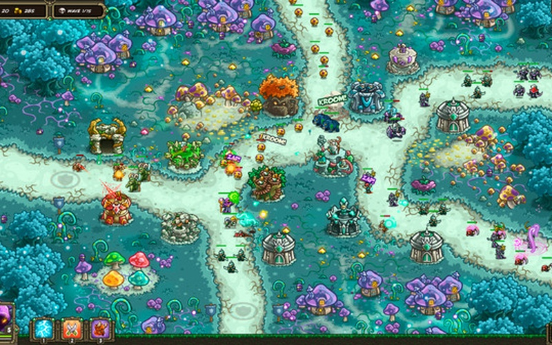 Kingdom Rush Origins EUROPE