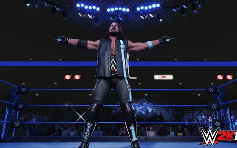 WWE 2K19 EUROPE