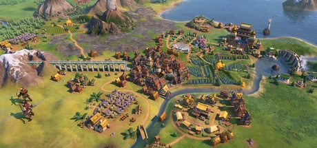 Sid Meier's Civilization® VI: Gathering Storm EUROPE