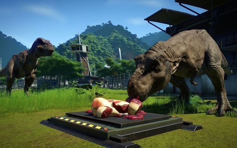 Jurassic World Evolution: Secrets of Dr Wu EUROPE