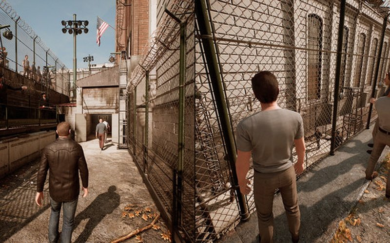 A Way Out Steam Edition