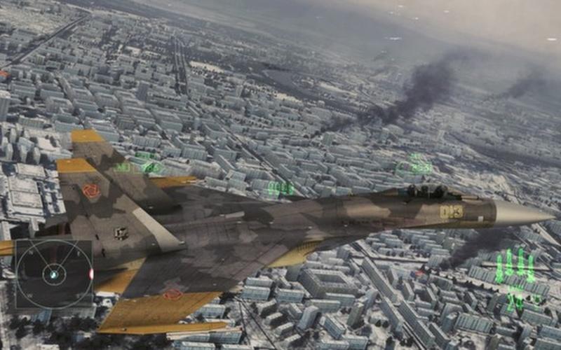 ... Ace Combat Assault Horizon - Enhanced Edition ...