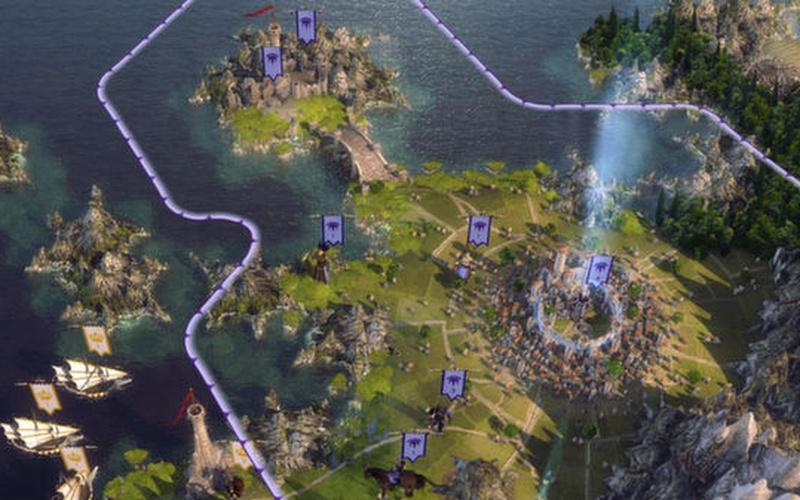 Age of Wonders III EUROPE