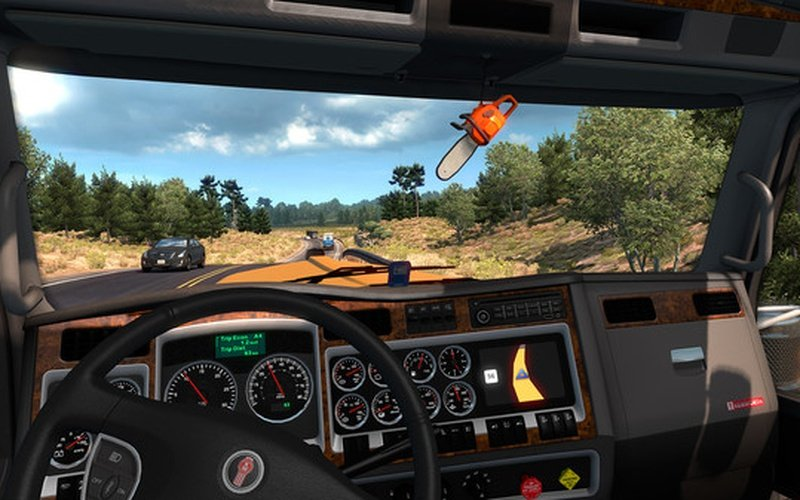 American Truck Simulator - Forest Machinery