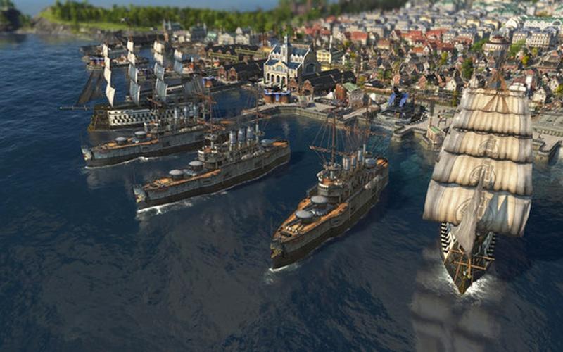 Anno 1800 Steam Edition