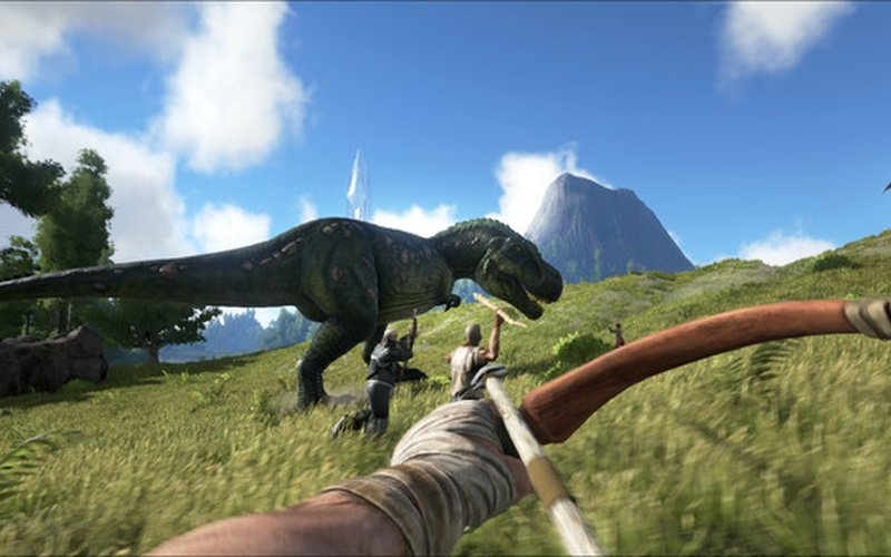 ARK: Survival Evolved EUROPE
