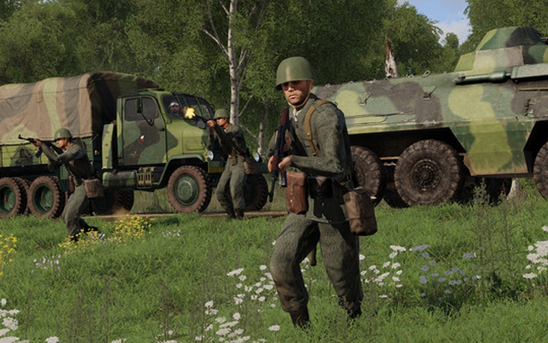Arma 3 Creator DLC: CSLA Iron Curtain EUROPE