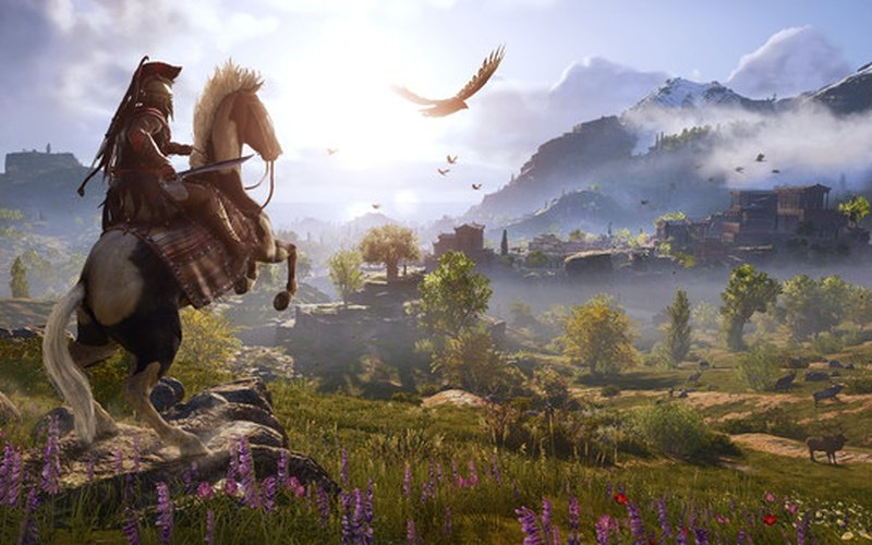 Assassin's Creed Odyssey - Ultimate Edition EUROPE