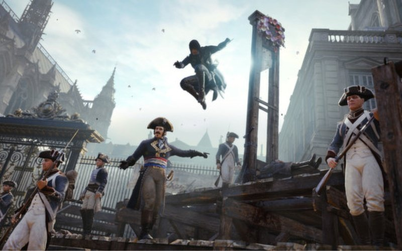 Assassin's Creed Unity Steam Edition