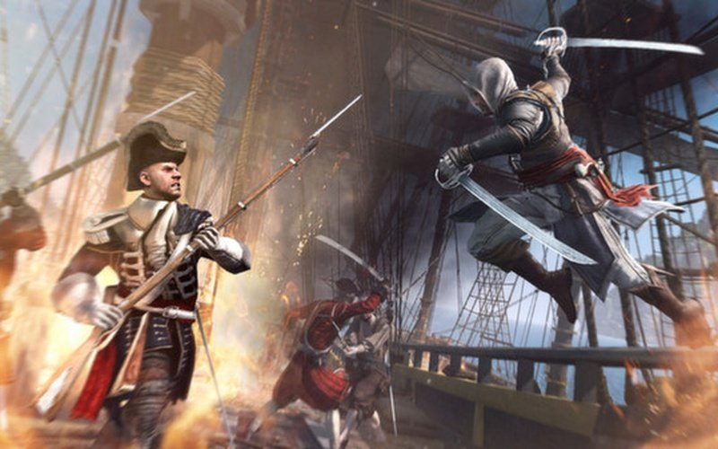 Assassin's Creed IV Black Flag EUROPE