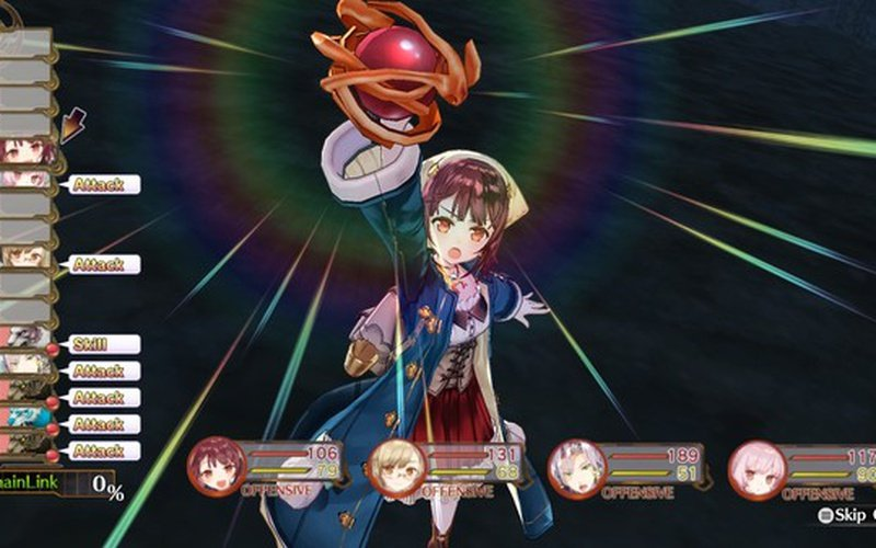 Atelier Sophie: The Alchemist of the Mysterious Book EUROPE