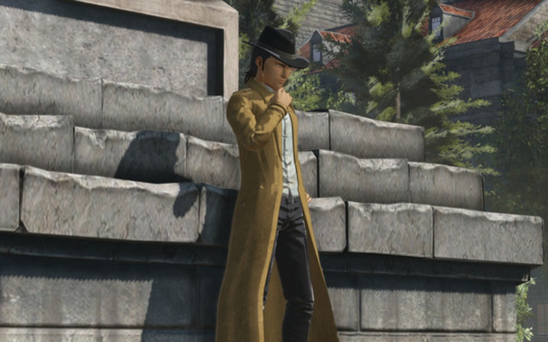 "Attack on Titan 2 - Additional costume for Kenny ""Coat (Young Male)"" Costume"
