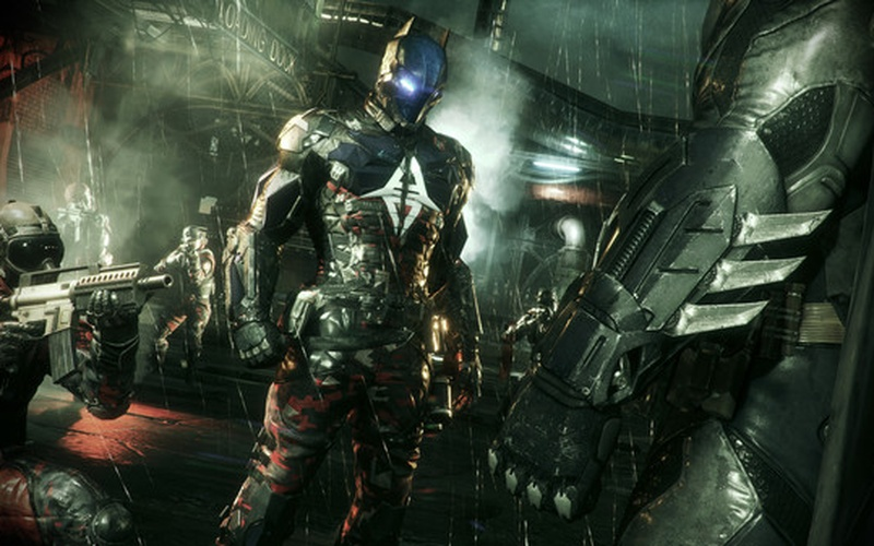 how to play batman arkham knight steam without steam