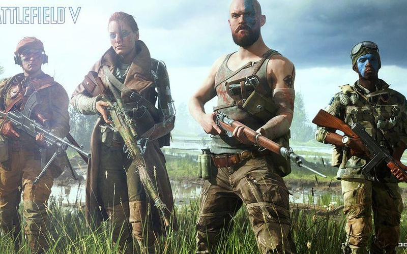 Battlefield V Beta Early Access